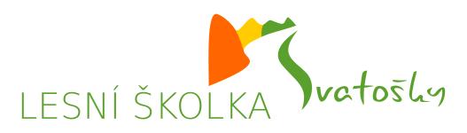 Lesní školka Svatošky Logo